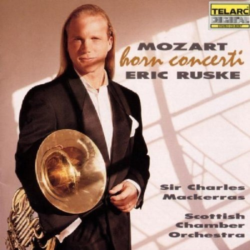 Scottish Chamber Orchestra and Sir Charles Mackerras - Mozart: Horn Concerti [CD]