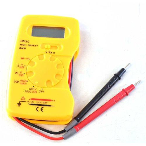 Schneider Rapitest Mini Multimeter DM10