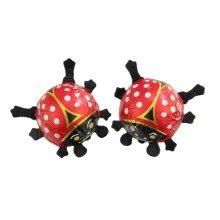 Chocolate ladybirds - Bulk box of 150