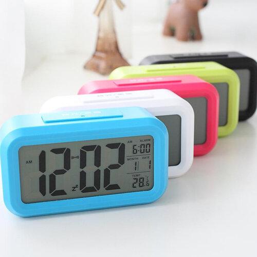 Digital Alarm Clock LCD Alarm Clock