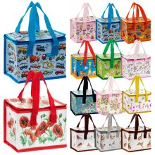 Childrens Lunch Bags Insulated Cool Bag Kids School Lunchbox Food Picnic Bag Box