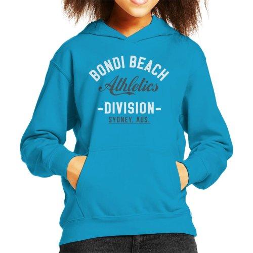 Bondi Beach Athletics Division Kid's Hooded Sweatshirt