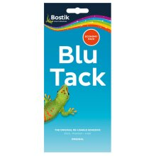 Blu Tack 80108 Economy Re-usable Adhesive - 12 Pack