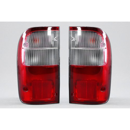 Rear lights set Toyota Hilux 97-05