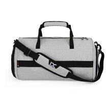 Outdoor one shoulder large capacity travel bag(Grey)