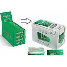 Rizla Green Regular Cigarette Smoking Rolling Paper