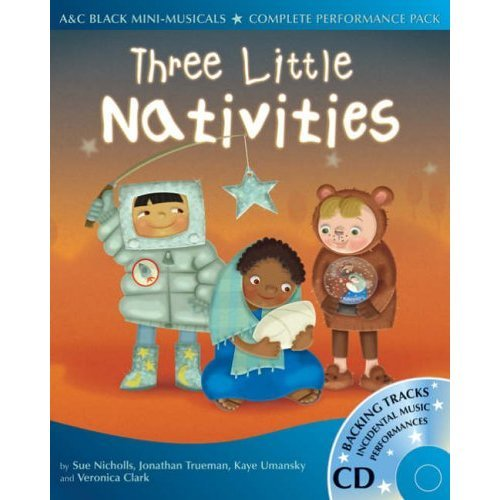 Collins Musicals - Three Little Nativities