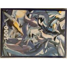 Dancing Dolphins 1000 Piece Jigsaw