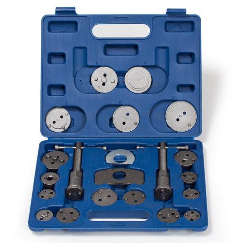 Brake piston tool set 22 PCs. blue