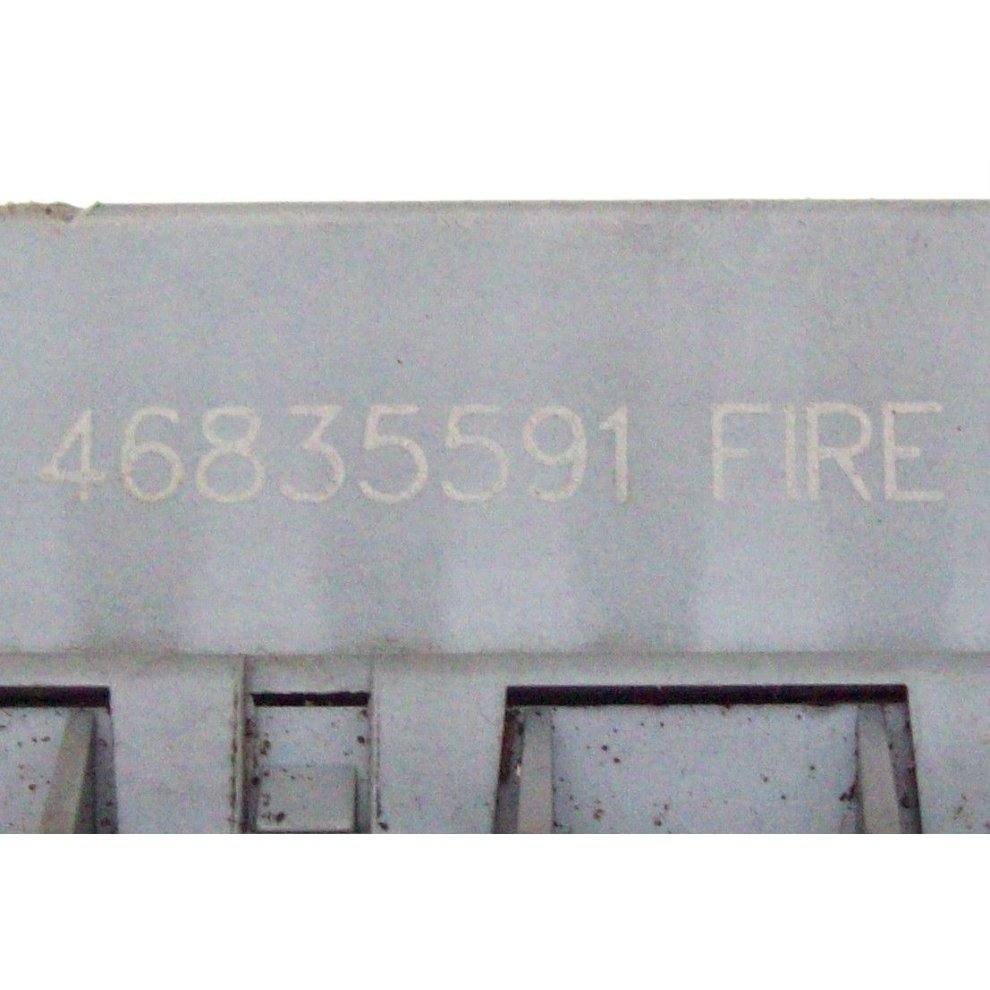 Used Fiat Punto Fuse Box Fusebox Fire 46835591 On Onbuy