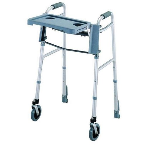 Drive Medical 10125 Walker Tray with Cup Holders