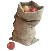 Nutley's 30 x 60 cm Hessian Potato Sacks Storage Bags (Pack of 5)