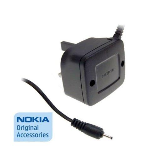 Nokia Old Type Mains UK Charger(Thin Pin) Nokia N95, Nokia N70