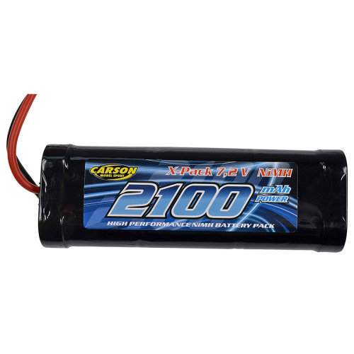 RC Car Battery Ansmann 2100mah Racing Pack Battery NiMH 7.2V