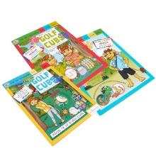 Golf Cubs Activity Magazine Bundle - Kids Golf Magazines