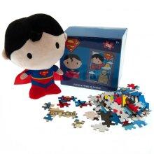 Superman Plush & 3D Puzzle Set (Pack of 300)