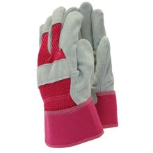 Town & Country Womens/Ladies All Round Rigger Leather Gloves