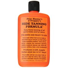 Hide and Deer Fur Tanning 8 Ounces