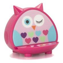 Kitsound Big Owl Dock Bluetooth Speaker For Apple iPad - My Doodle
