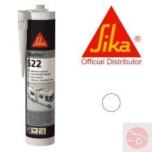 Sikaflex 522 Caravan & Motorhome Adhesive Sealer - White - 300ml