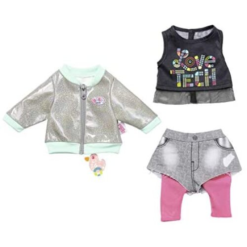 BABY born 827154 City Outfit 43cm, Multi