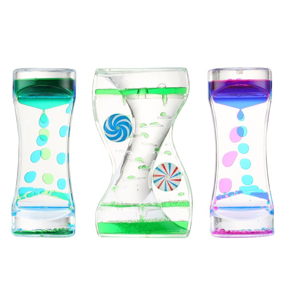 SmartPhone water toss sensory visual toy autism calming special needs class