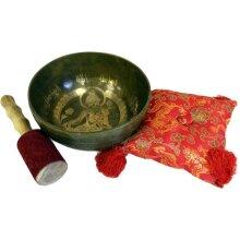 Brass Golden Tara - Special S'Bowl Set