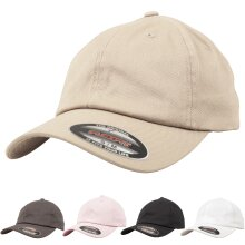 Flexfit by Yupoong Unisex Cotton Twill Curved Peak Dad Baseball Cap Hat