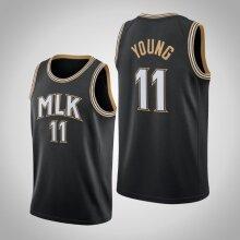 #11 Trae Young Men's Basketball Jersey Sport Shirts Sleeveless T-Shirt