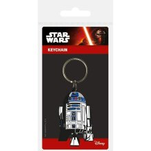 Star Wars Rubber R2-D2 Keyring