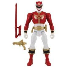 Power Rangers Super Megaforce - Power Rangers Megaforce - Red Ranger Action Hero, 5-Inch