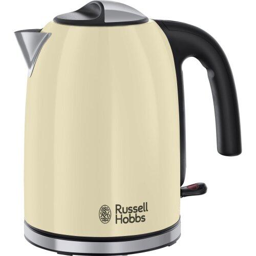 Russell Hobbs Colours Plus 20415 Kettle - Cream