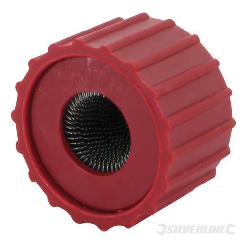 15mm Red Easy Pipe Cleaner - Silverline 367546 Plumbers Cleaning -  pipe cleaner easy 15mm silverline 367546 plumbers cleaning
