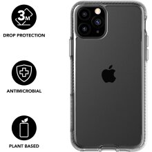 """Tech21 Pure Clear Bulletshield Protective Case Cover For Apple iPhone 11 Pro Max (6.5"""") New"""