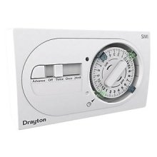 Drayton SMI 29205 24 Hour Mechanical Timeswitch
