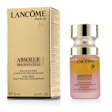 Lancome Absolue Precious Cells Rose Drop Night Peeling Concentrate 15ml/0.5oz