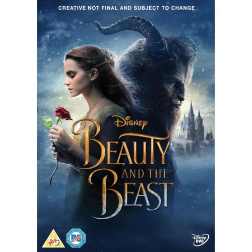Beauty And The Beast (Live Action) DVD [2017]