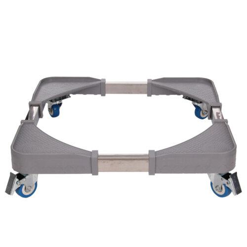 Extendable Washing Machine Appliance Wheel Brake Adjust Trolley Roller