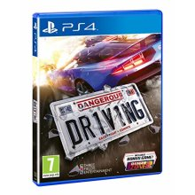 Dangerous Driving - PlayStation 4 (PS4) (New) - Used