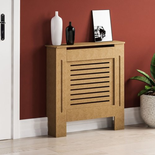 (Small) Milton Radiator Cover Unfinished Grill Cabinet
