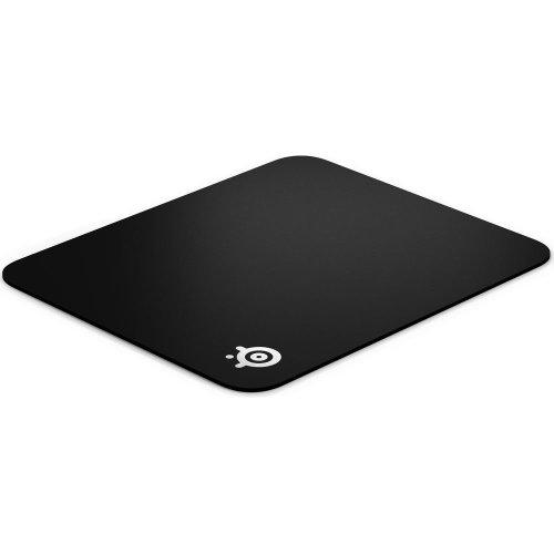 SteelserieS QcK Hard Gaming Surface - Black, Black