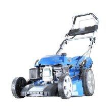 "Hyundai 21""/53cm Self-Propelled Electric Start Petrol Lawn Mower- Includes 600ml Engine Oil | HYM530SPE"