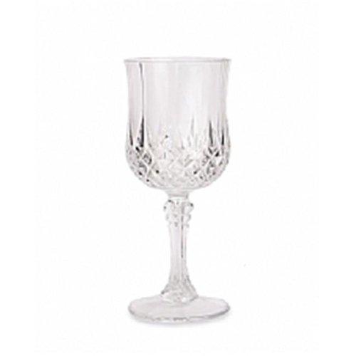 Hard Plastic Disposable Wine Glasses
