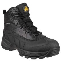 Amblers FS430 Orca Safety Work Boots Black