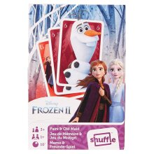 Frozen 2 Pairs and Old maid