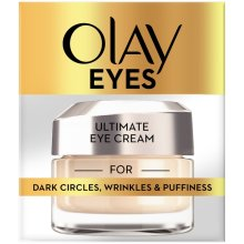 Olay Eyes Ultimate Eye Cream - 15ml | Dark Circles & Wrinkle Eye Cream