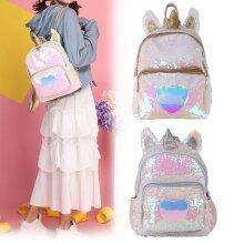 Unicorn Bag Personalised Kids Girls Gift