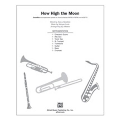 Alfred 00-39772 HOW HIGH THE MOON-SPX