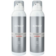 2pcs Altruist Dermatologist Invisible Sun Spray SPF 50 200ml