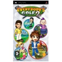 Everybody's Golf 2 (PSP) (New)